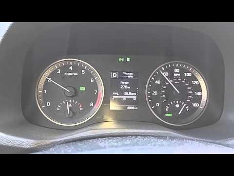 2016 Hyundai Tuscon DCT Transmission Problem