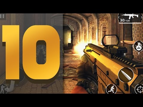 Top 10 Multiplayer Mobile FPS Games (Android and iOS Online Multiplayer FPS Games)
