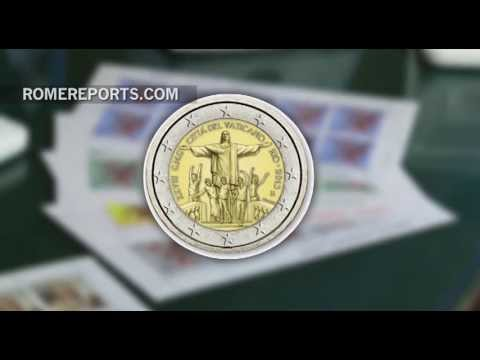 Is that Pope Francis? Vatican gets ready to release unique euro coin design