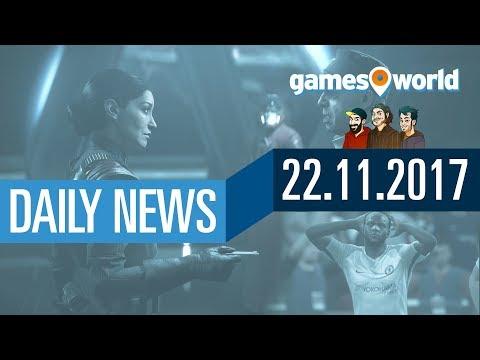 Battlefront 2: Aktuelle Spiele viel zu günstig, Steam, #FixFIFA | Gamesworld Daily News - 22.11.2017