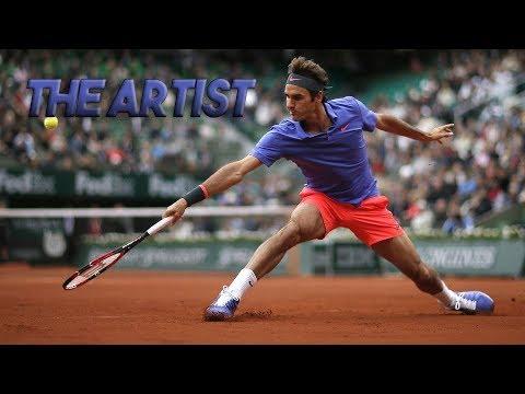 Roger Federer ● The Artist | HD