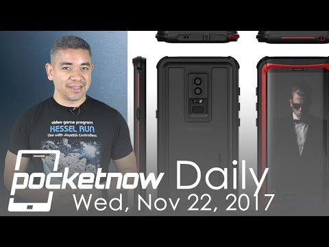 Samsung Galaxy S9 leaked, OnePlus 5T sales & more - Pocketnow Daily
