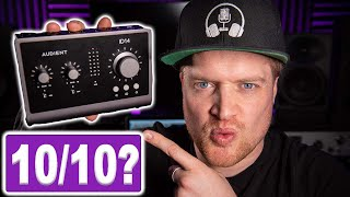 AUDIENT iD14 mkii AUDIO INTERFACE REVIEW | THE Best Under $300?