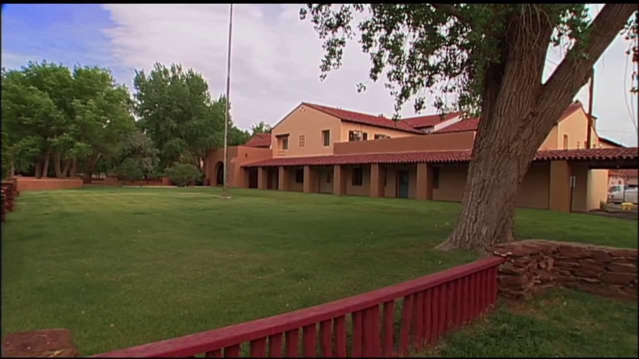 La Posada Hotel Winslow Arizona The History Doovi
