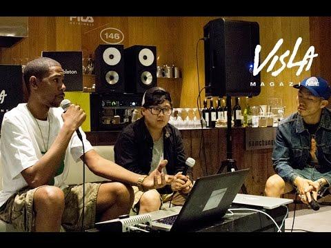 Unmasterclass: Young Guru in Seoul