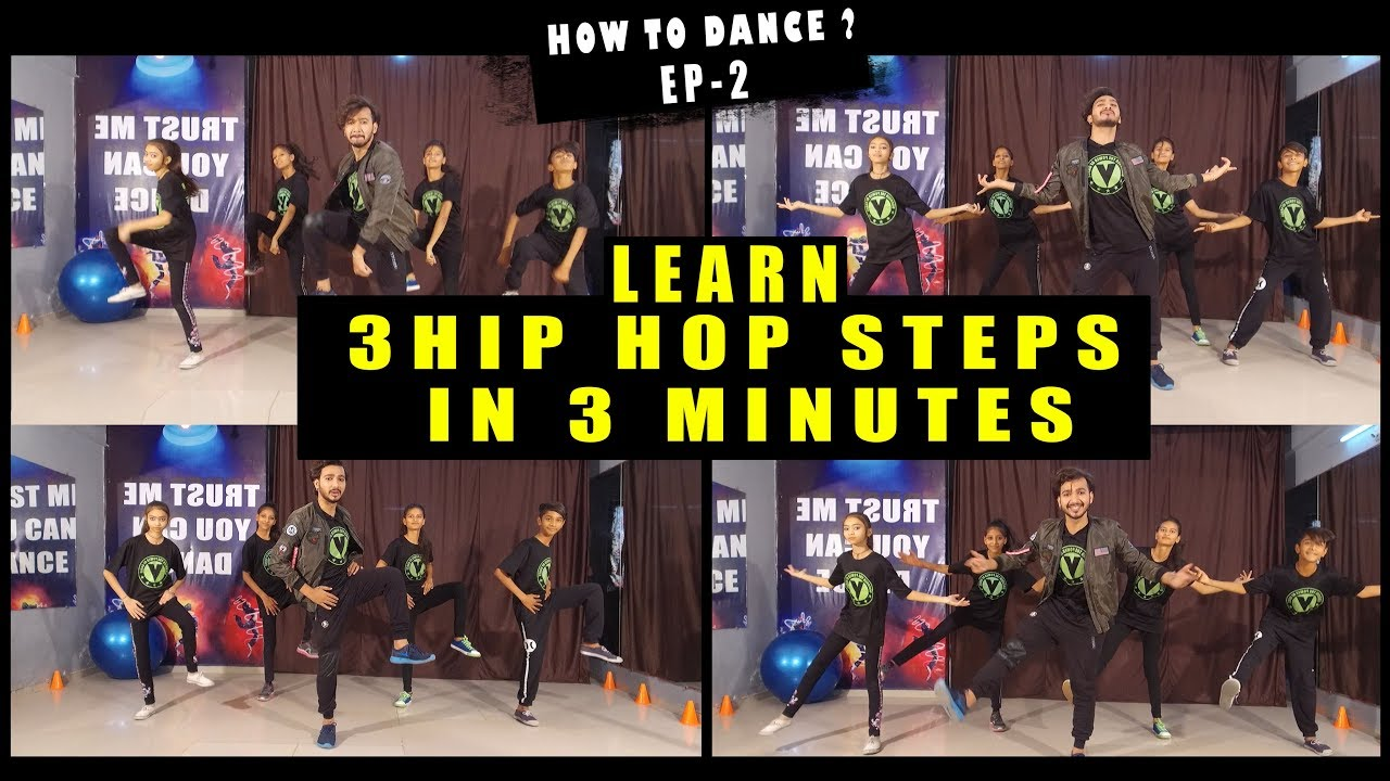 Learn To Dance In 10 Minutes - DanceClass.com