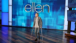 Ellen Is Hurt!