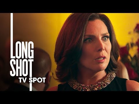 "Long Shot (2019 Movie) Official TV Spot ""Pete Davidson"" – Seth Rogen, Charlize Theron"
