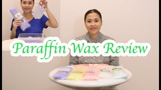 Paraffin wax treatment for your hands and feet