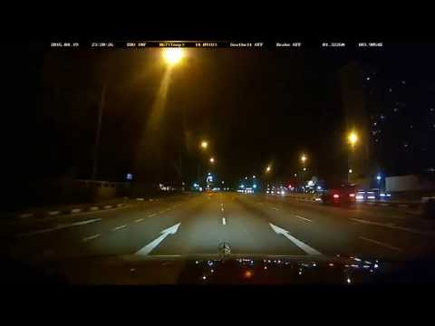 JS400 DVR Night Driving