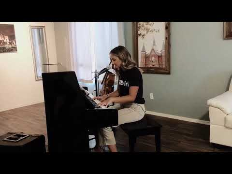 Sweet Caroline (Neil Diamond) Cover By Evie Clair