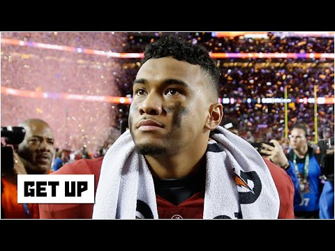 Top 3 reasons why the Dolphins should trade up for Tua Tagovailoa | Get Up