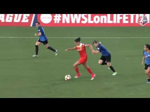 Highlights: Houston Dash beat FC Kansas City 2-1 in comeback fashion