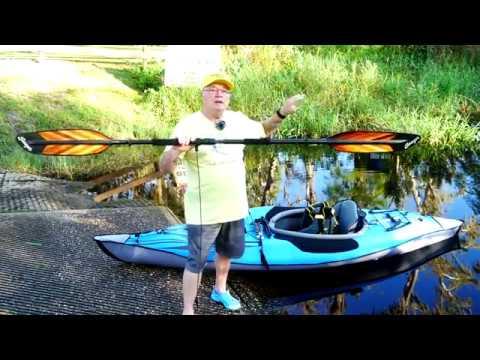Basic Flat-Water Kayaking