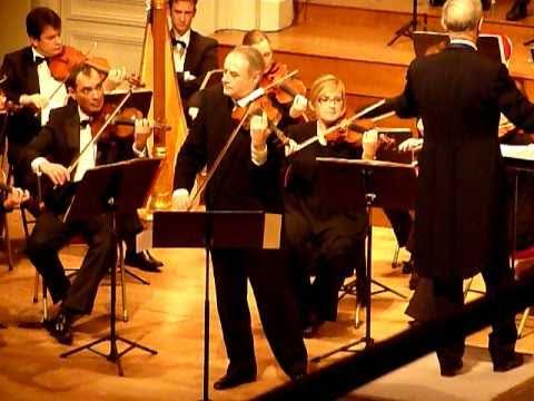 Vieuxtemps concerto pour violon no.4 Gérard Poulet (1/2)