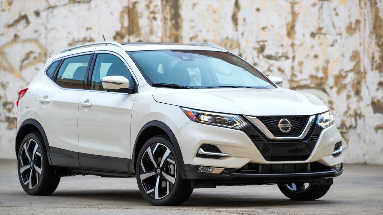 2020 Nissan Rogue Sport - Refreshed and Redesigned