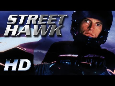 Street Hawk Theme Song ( Extended Title Sequence ) HD