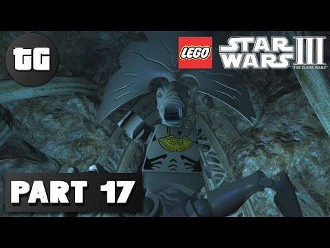 LEGO Star Wars III The Clone War : Part 17 - เลโก้ แย้หนอนยักษ์