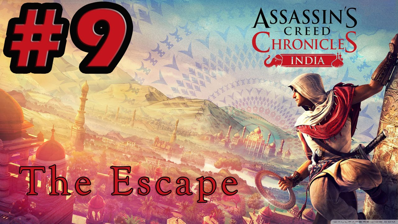 #9| Assassin's Creed Chronicles: India Gameplay | The ...