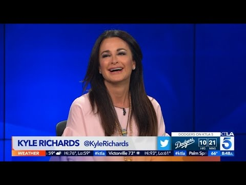 "Kyle Richards On What Keeps Her Coming Back to ""The Real Housewives of Beverly Hills"""