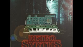 Retro Synths for Logic Pro X & MainStage 3 (Demo)