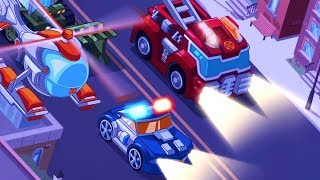 Transformers Rescue Bots: Hero Adventures (By Budge Studios) | Rescue Bots Special Missions!