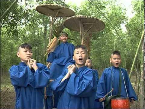 Truyện Cổ Tích Việt Nam — Chưa Đỗ Ông Nghè Đã Đe Hàng Tổng