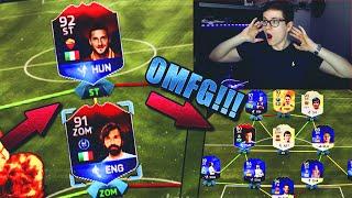 OMG DIE BESTEN LEGENDS ALLER ZEITEN! - FIFA 16: ULTIMATE TEAM (DEUTSCH) - iMOTM PIRLO & TOTTI!!