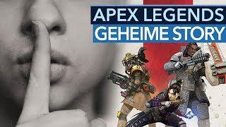 Die versteckte Story von Apex Legends