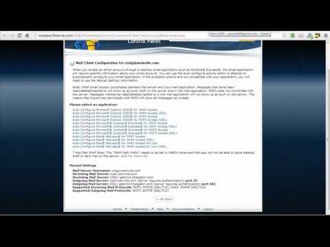 How To Create Your Own Email Domain Inside Hostgator Cpanel & Then Send & Receive Via Gmail