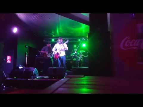 Cameron Holmes & The Blues Dudes Crystal Dreams - Live @ The Musicman - Bendigo