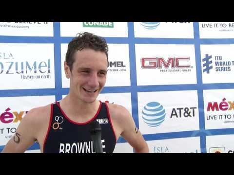 2016 Aquathlon World Championships - Elite Men's highlights
