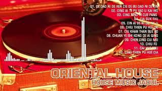 oriental house music (house music jadul with audio spectrum)