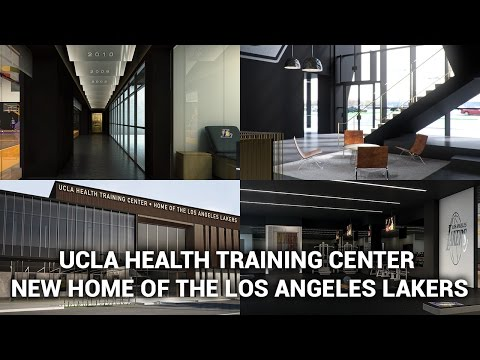 New Lakers HQ & Training Facility Tour!