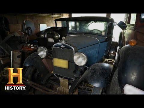 American Pickers: Trio Of Vintage Fords (Season 21) | History