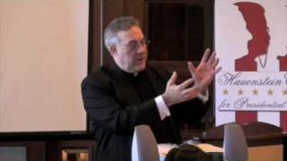 Rev. Robert Sirico on Leadership (4/8/2009)