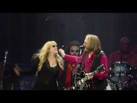 Tom Petty & The Heartbreakers With Stevie Nicks - Hyde Park, London - 09/07/17