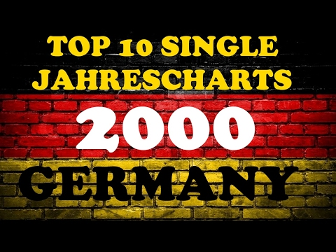 TOP 10 Single Jahrescharts Deutschland 2000 | Year-End Single Charts Germany | ChartExpress
