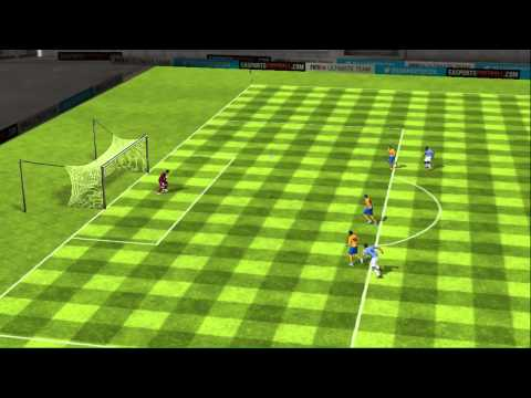 FIFA 14 iPhoneiPad - FC WafflesFTW vs Juventus