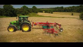 Video Hay in Ropice with John Deere 5R download MP3, 3GP, MP4, WEBM, AVI, FLV November 2017