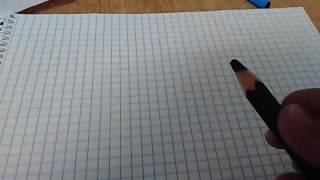 Видео урок как нарисовать по клеточкам шлем из майнкрафт