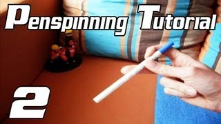 Penspinning Tutorial [German][#2] - ThumbAround!