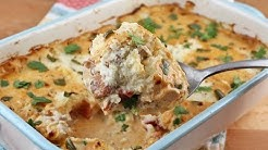 Keto Recipe - Nacho Chicken Casserole