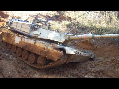 M1 Abrams Stuck