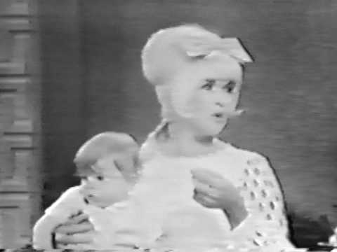 "Full Ep: JAYNE MANSFIELD, Monti Hall III, Baby Mariska Hargitay, on ""The Merv Griffin Show"" (1966)"