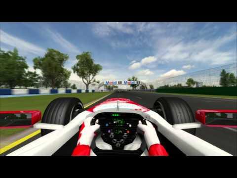 F1 2006 TAKUMA SATO Super Aguri HONDA GP Melbourne PlayStation 3 Sony