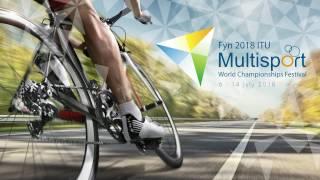 Triathlon VM 2018 tager form