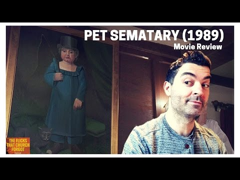 PET SEMATARY (1989) Movie Review. (Part 2 of 4).