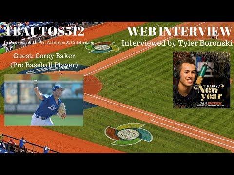 Corey Baker (Team Israel) Interview