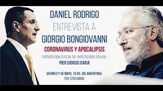Entrevista a Giorgio Bongiovanni, Coronavirus y Apocalipsis.